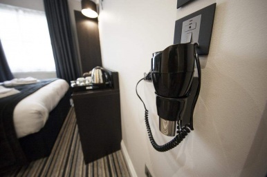 Room facilities at St Georges Inn Victoria